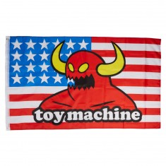 Toy Machine American Monster Flag - Multi