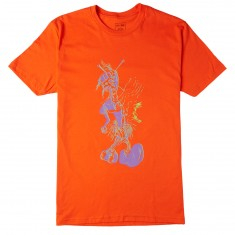 Welcome Effigy T-Shirt - Orange