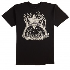 Pyramid Country The Observer T-Shirt - Black/White