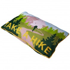 Skate Mental Take A Hike Pillow - Assorted