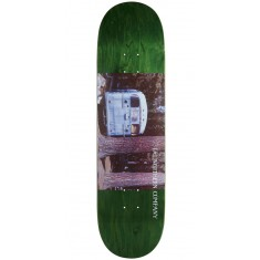 """Northern Co. Bus Skateboard Deck - 8.25"""" - Green Stain"""