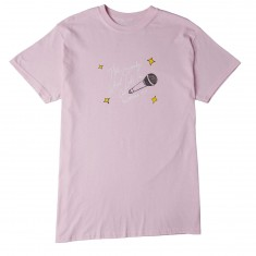 Illegal Civilization Squeaky Wheel T-Shirt - Pink