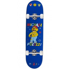 Pizza Stay Fresh Pulizzi Skateboard Complete - 8.125""