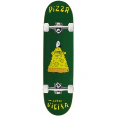 Pizza Bikini Bottom Vieira Skateboard Complete - 8.375""