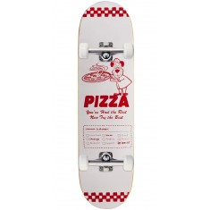 Pizza Huckleberry Homeslice Skateboard Complete - 8.50""
