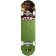 Pizza Greasy Skateboard Complete - 8.25""