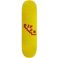 Pizza Watch Your Step Skateboard Deck - 8.375""