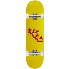 Pizza Watch Your Step Skateboard Complete - 8.375""