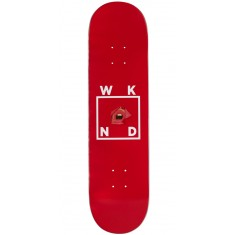 WKND Lips Skateboard Deck - 8.00""