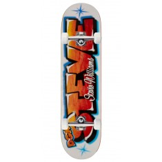 DGK Airbrush Williams Skateboard Complete - 8.00""