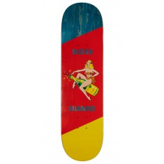 Primitive Salabanzi Pin Up Skateboard Deck - 8.25""