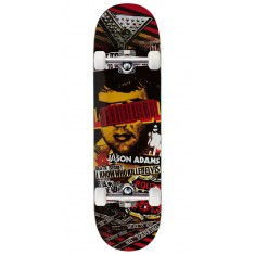 Black Label Jason Adams Bail Out Skateboard Complete - 8.68""