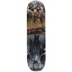 The Killing Floor Paradox Warrior Skateboard Deck - 8.25""