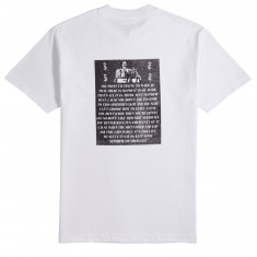 The Killing Floor Pryor Convictions T-Shirt - White/Black
