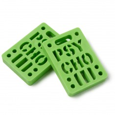 Psycho 2 Pack Risers - Green