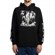 Zero Am I Demon Hoodie - Black