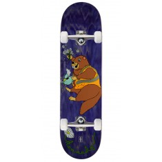 "Girl One Off Skateboard Complete - Kennedy - 8.25"" - Blue Stain"
