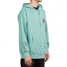 Welcome Maned Woof Hoodie - Mint