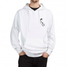 Welcome Faces Hoodie - White