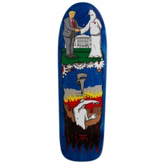 """Real Thiebaud Wrench Justice Skateboard Deck - 9.75"""" - Blue Stain"""