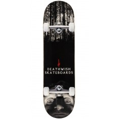 """Deathwish The Wish Project Skateboard Complete - 8.50"""""""