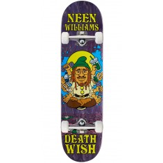 """Deathwish Neen Happy Place Skateboard Complete - 8.125"""""""