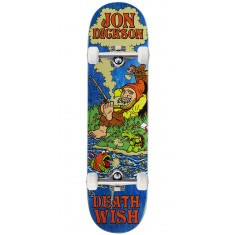 """Deathwish Dickson Happy Place Skateboard Complete - 8.25"""""""