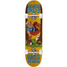 """Deathwish Foy Happy Place Skateboard Complete - 8.00"""""""