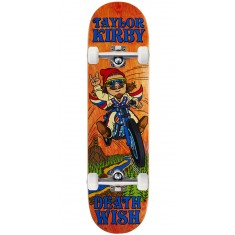 """Deathwish Kirby Happy Place Skateboard Complete - 8.25"""""""