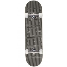 Baker Brand Logo Optical Skateboard Complete - 8.125""