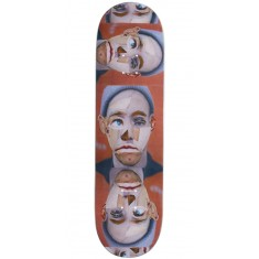 Baker Reynolds Facecuts Skateboard Deck - 8.50""