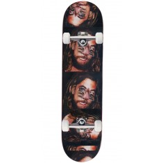 Baker Figgy Facecuts Skateboard Complete - 7.875""