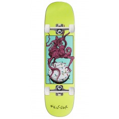 Welcome Demon Prince 2 on Amulet Skateboard Complete - Neon Yellow - 8.125""