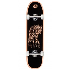 Welcome Maned Woof on Sone of Moontimmer Skateboard Complete - Coral Dip - 8.25""