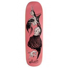 Welcome Isobel Lay on Stonecipher Skateboard Deck - Rose - 8.60""