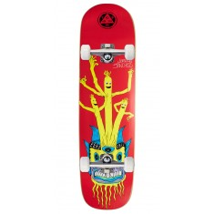 Welcome Balloon Boys Sanchez on Niburu Skateboard Complete - Red - 8.75""