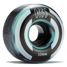 Welcome Orbs Apparitions Skateboard Wheels - Mint/Black - 52mm 100A