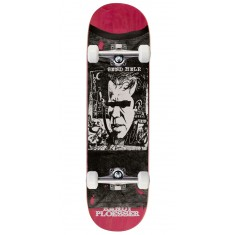 "Send Help Ploesser Favorite Shirt Skateboard Complete - 8.50"" - Pink Stain"