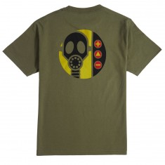 Alien Workshop Gasmask T-Shirt - Army