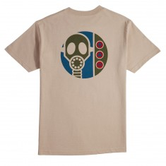Alien Workshop Gasmask T-Shirt - Sand