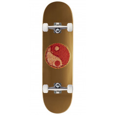 Pizza Very Peaceful Skateboard Complete - 8.75""