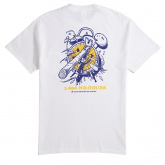 No Hours All Hours T-Shirt - White