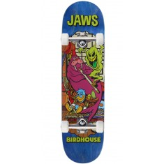 """Birdhouse Jaws Vices Skateboard Complete - 8.25"""" - Various Stains"""