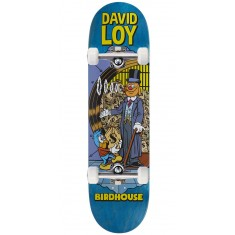 """Birdhouse Loy Vices Skateboard Complete - 8.38"""" - Teal Stain"""