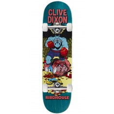 """Birdhouse Dixon Vices Skateboard Complete - 8.25"""" - Teal Stain"""