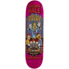 """Birdhouse Hale Vices Skateboard Deck - 8.38"""" - Pink Stain"""