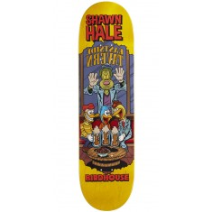 """Birdhouse Hale Vices Skateboard Deck - 8.38"""" - Yellow Stain"""