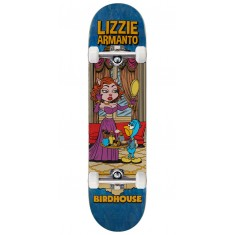 """Birdhouse Armanto Vices Skateboard Complete - 8.00"""" - Blue Stain"""