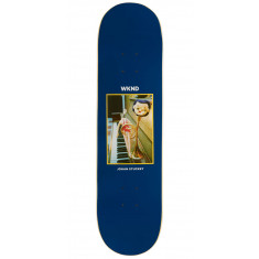 WKND Doll Parts Trumpet Boy Johan Stuckey Skateboard Deck - 8.00""