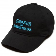 Sausage Cloaked In Darkness Strapback Hat - Blue/Black